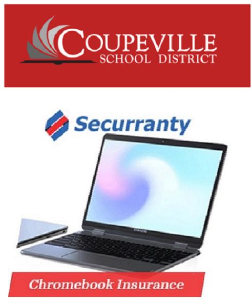 Coupeville School District Technology Insurance.