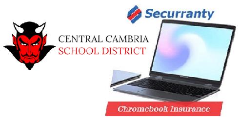 Central Cambria SD Technology Insurance
