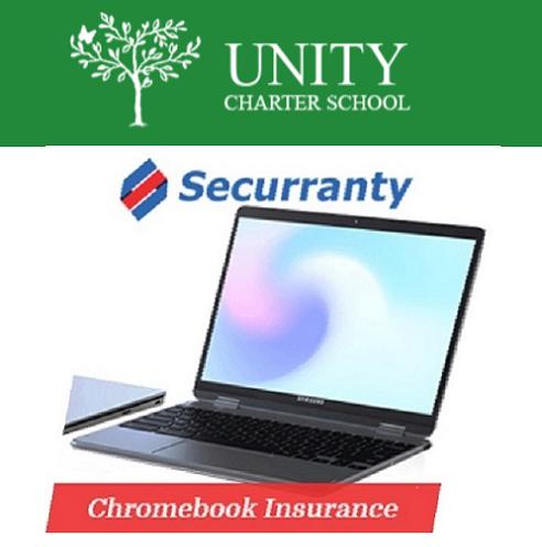 Unity Charter School Technology Insurance