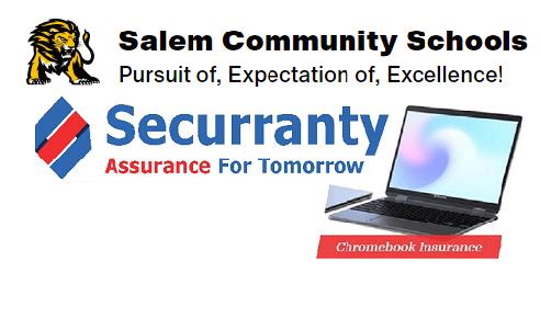Salem Community Schools Technology Insurance