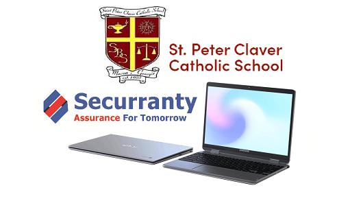 St. Peter Claver  School Technology Insurance