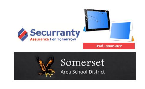 Somerset Area School Apple iPad Insurance   Securranty