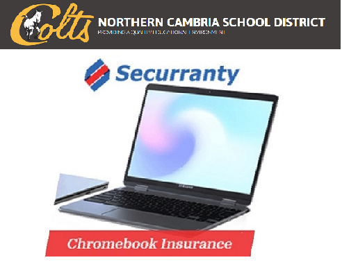 Northern Cambria School District Device Insurance
