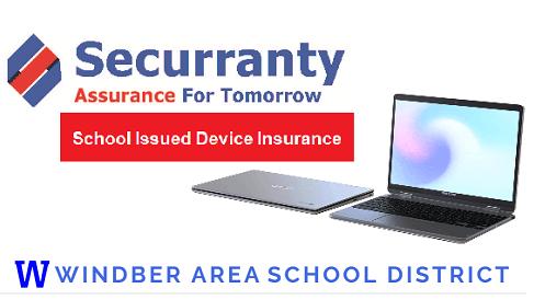 Windber Area School District Device Insurance