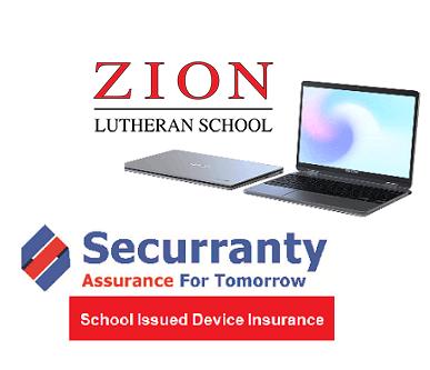 Zion Lutheran School Device Insurance