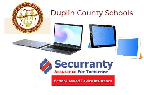Duplin County Schools Device Insurance