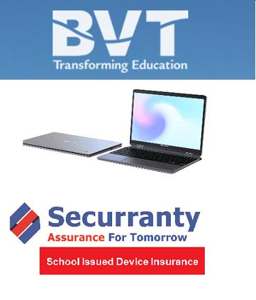 Blackstone Valley RVTHS Device Insurance
