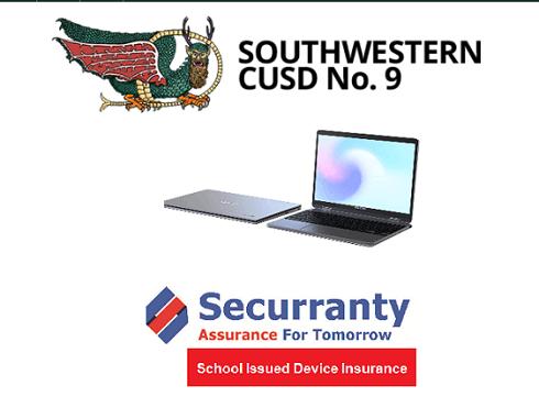 Southwestern C.U.S.D. #9 Device Insurance