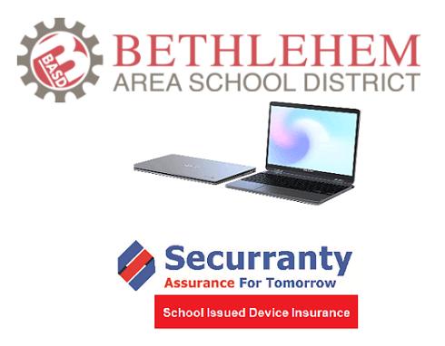 Bethlehem Area School District Device Insurance
