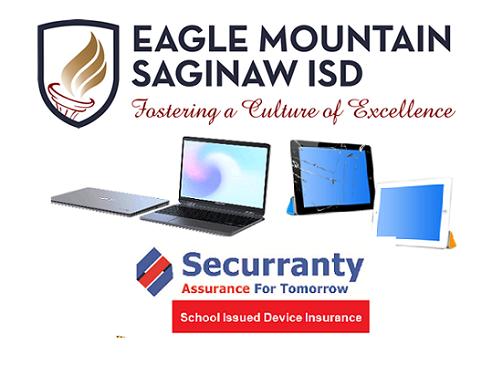 Eagle Mountain Saginaw ISD Student Device Insurance