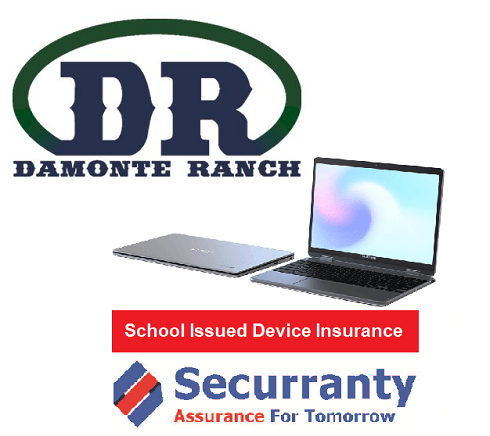 Damonte Ranch High School Device Insurance