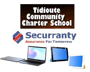 Tidioute Community Charter School Device Insurance
